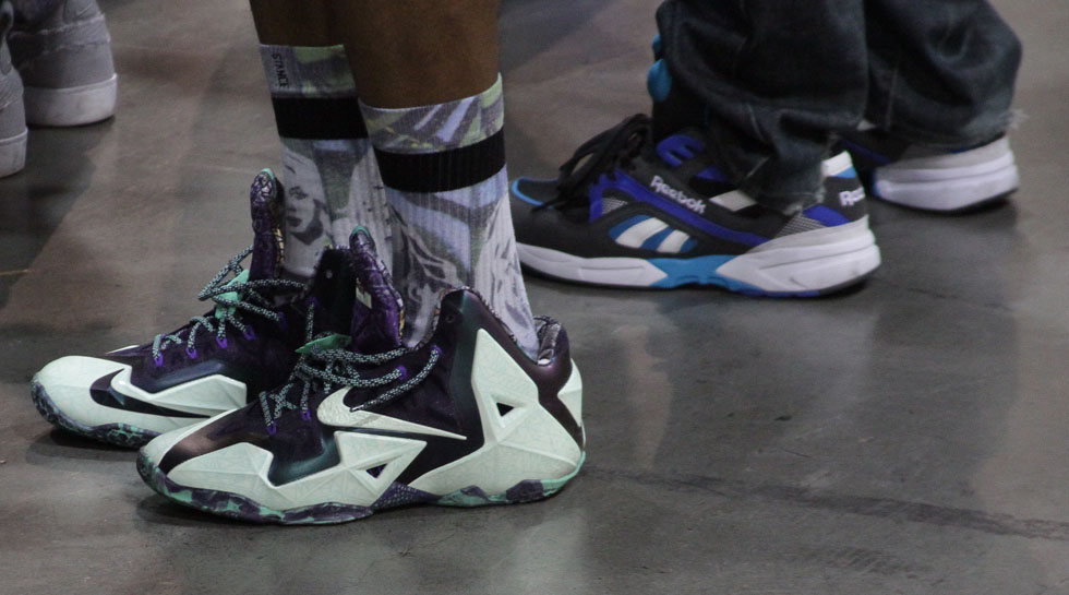 #SoleToday // Sneakers At The Agenda & Project Tradeshow