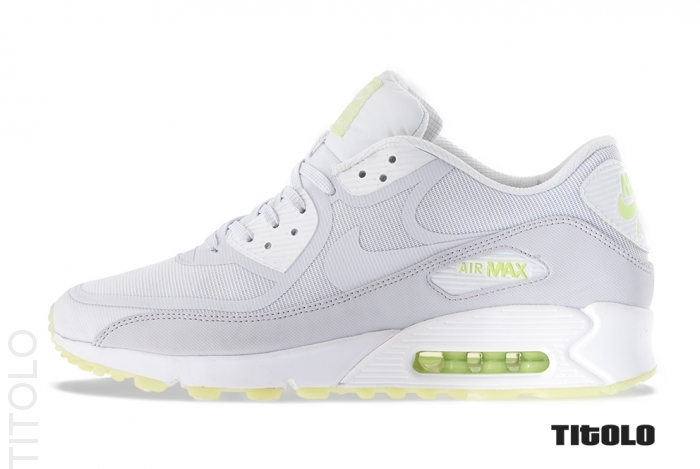 nike air max 90 comfort glow in the dark