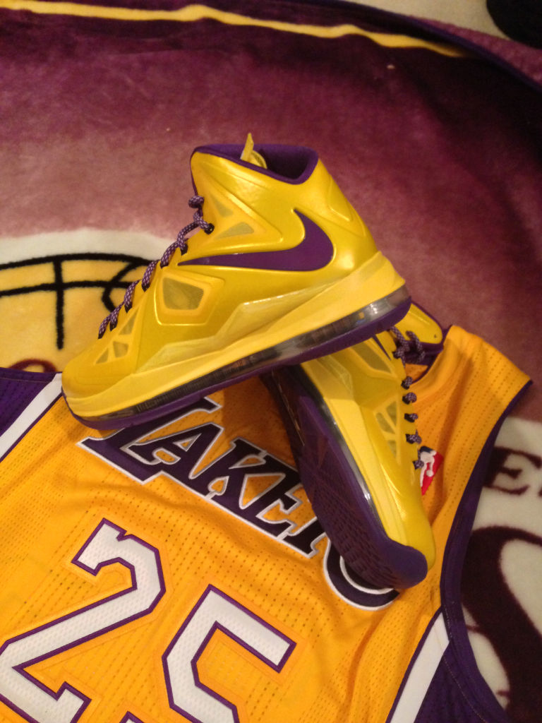 Nike LeBron X iD Lakers by Trbo823 (3)