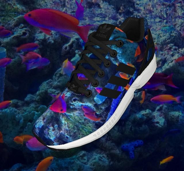 best sneakers 6bb0b 5a16f adidas mi ZX Flux Designs -  iamjeffreyjason