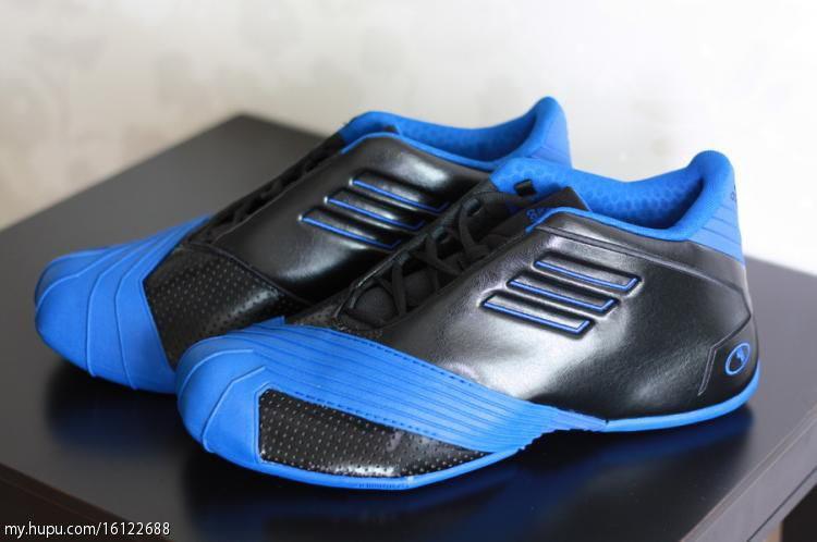 pretty nice 70f89 c7ecf adidas TMAC 1 Orlando Black Royal G59090 (4)