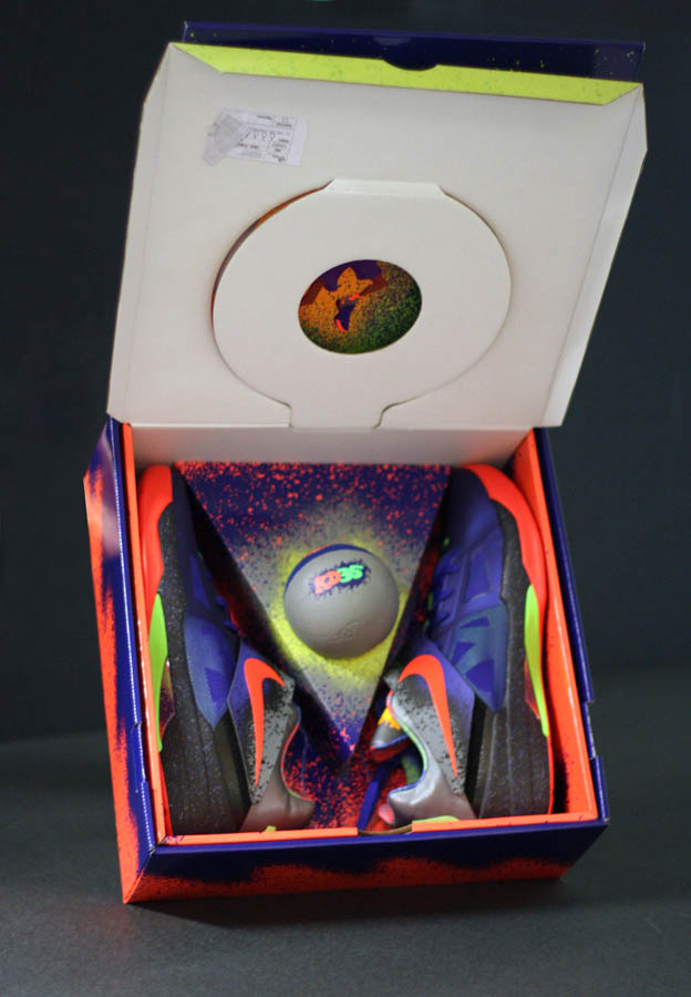 Nike Zoom KD IV 4 NERF Official Release Date Details 3