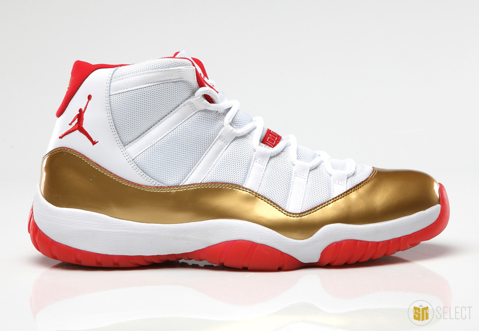 Ray Allen Air Jordan 11 XI Two Rings Championship PE // Official Photos (1)