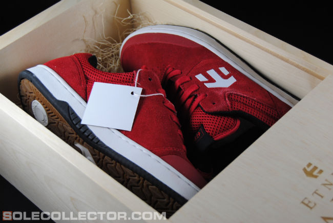 etnies Marana California Red V.I.P. Pack (7)