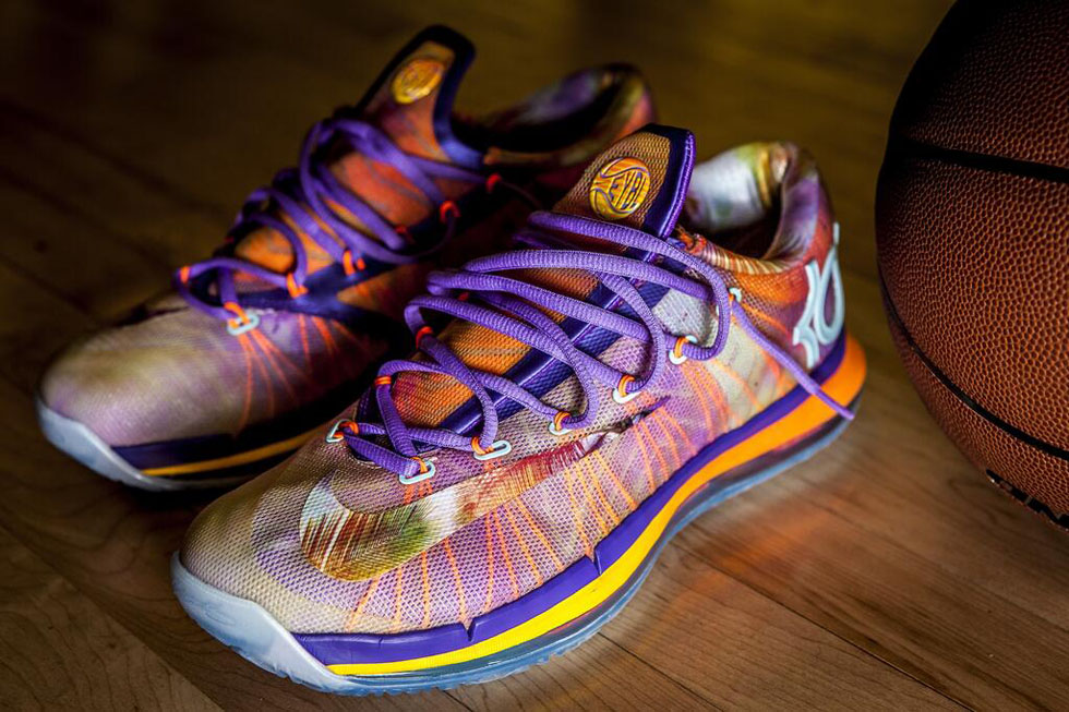wholesale dealer 00e6d 45ac1 Nike Elite Youth Basketball unveiled their own exclusive edition of the KD  6 Elite today.