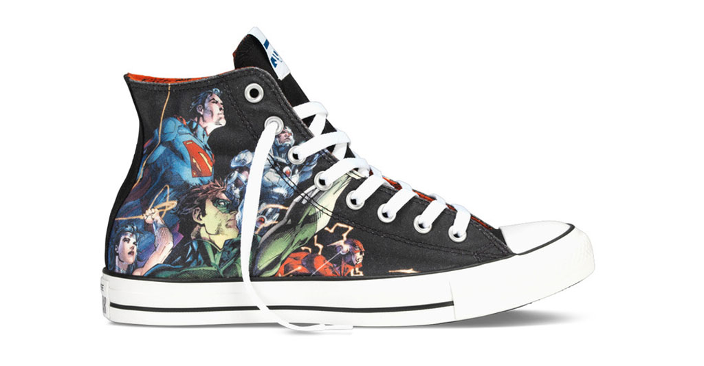 768a60488cba DC Comics x Converse Chuck Taylor All Star Collection