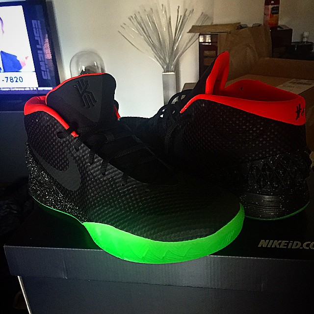 best cheap ebf61 b6b9c 30 Awesome NIKEiD Kyrie 1 Designs on Instagram (6)