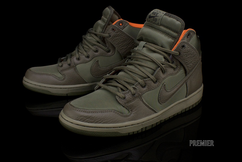 newest 73327 3e0d3 ... where can i buy the nike sb x frank kozik dunk high premium qs is  available