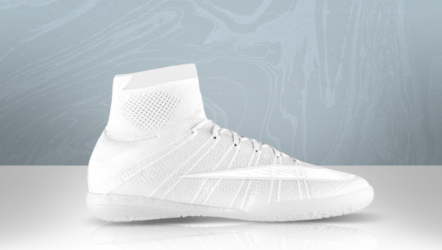 Nike Elastico Superfly All-White