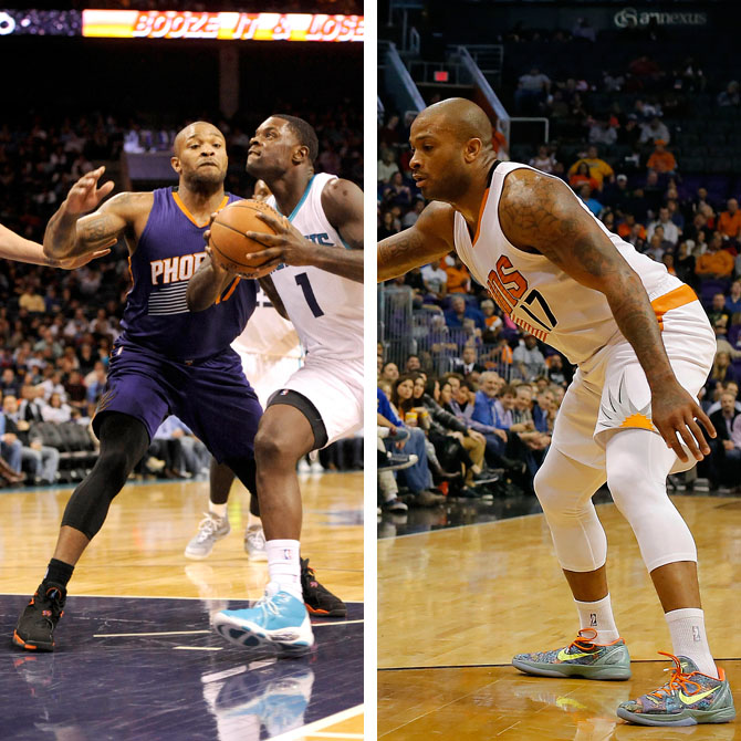 #SoleWatch NBA Power Ranking for December 21: P.J. Tucker