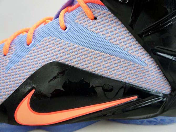 buy online a95a7 5d7f8 Here s a First Look at the  Easter  Nike LeBron 12 GS   Sole Collector