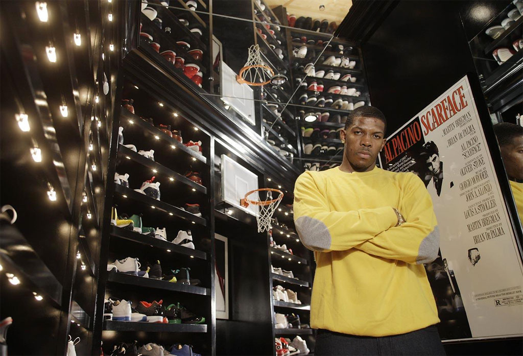 Joe Johnson Sneaker Closet (1)