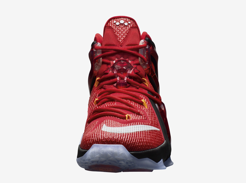 official photos cf1ca 3369d Your First Look at the Nike LeBron 12 Elite   Sole Collector