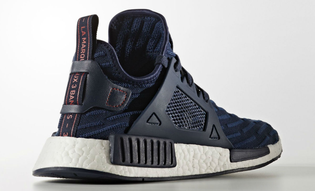Adidas NMD XR1 Blue Lateral BA7215