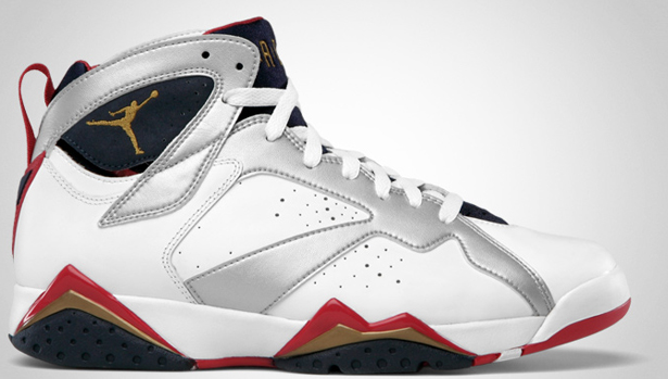 Air Jordan Retro 7 - Olympic - Official