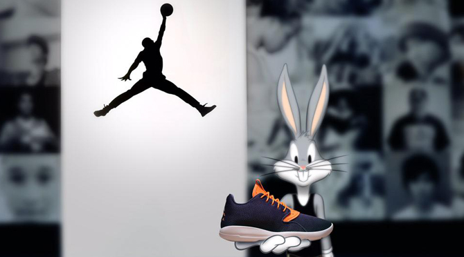 faaa8d5157e678 Bugs Bunny Gets His Own Air Jordans (Again)