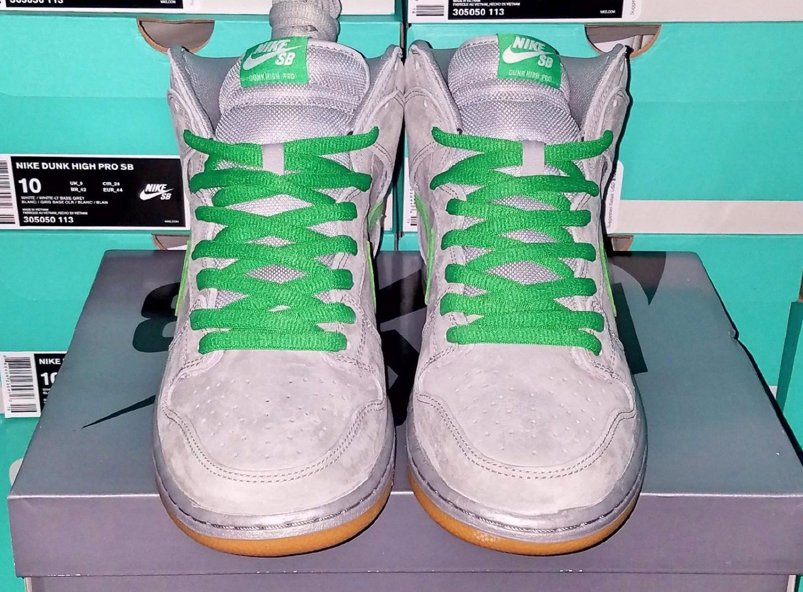 Nike SB Dunk Silver Box Front