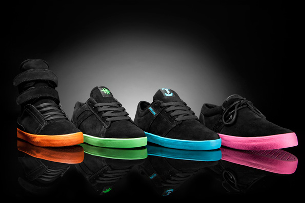 "SUPRA Footwear - ""Highlighter Group"""