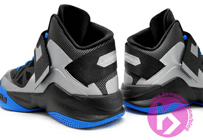 official photos 0f595 f283f Nike Zoom Soldier VI Wolf Grey Black Photo Blue 525015-011 (4)
