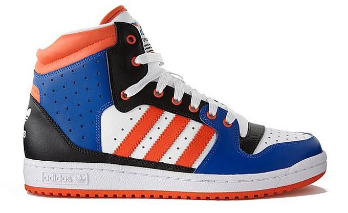 adidas Originals Decade Hi B-Balls Knicks b082a2c66e