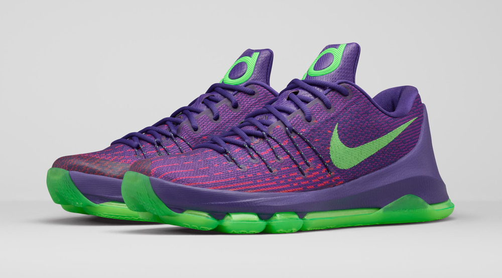 official photos 5ba30 37888 Get Fitted for the Nike KD 8  Suit  Soon   Sole Collector