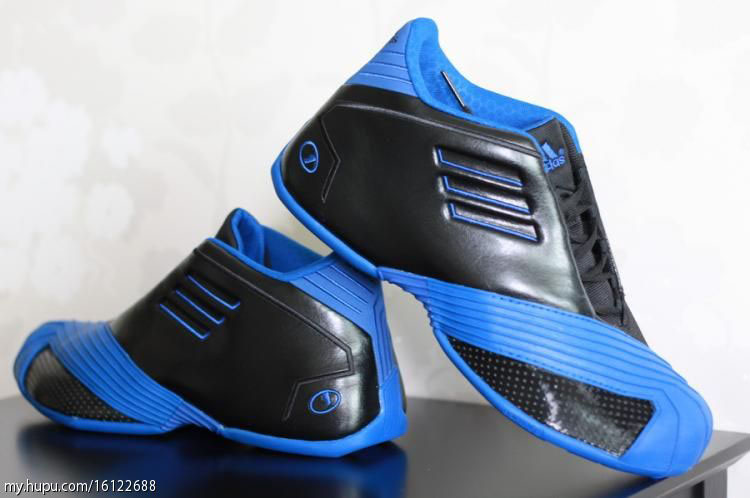 huge selection of ce36c b140f adidas TMAC 1 Orlando Black Royal G59090 (2)