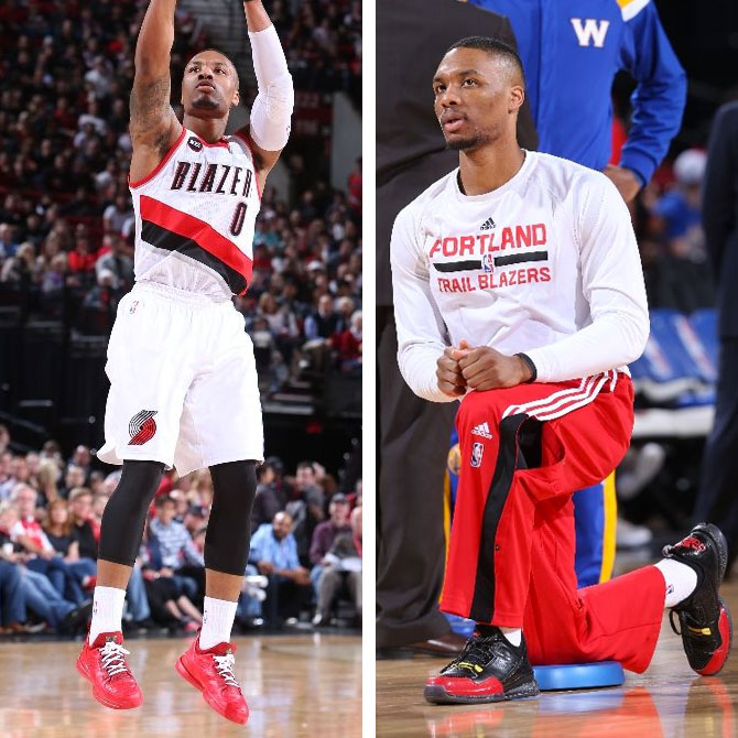 #SoleWatch NBA Power Ranking for March 29: Dame Lillard