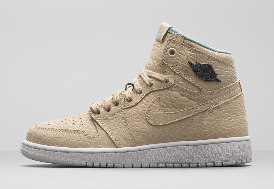 promo code 5dad8 bd740 This Air Jordan 1 Retro High OG Is Girls-Exclusive