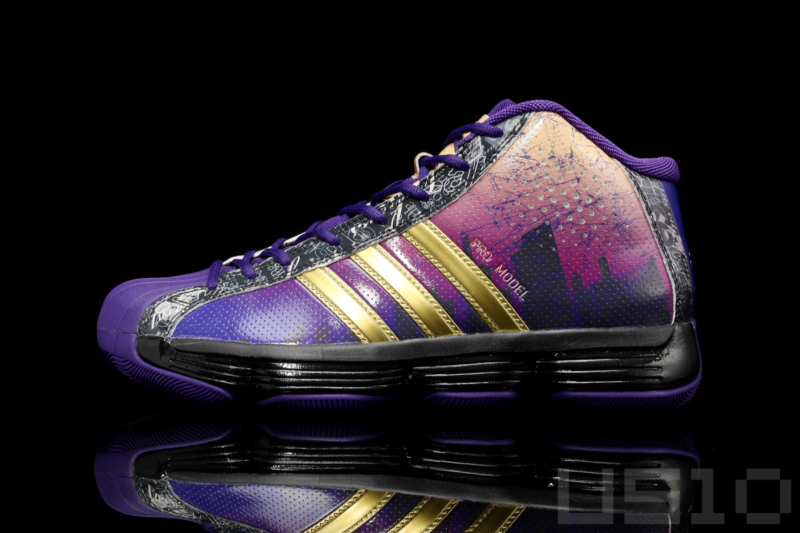 adidas Pro Model 2010 City Pack Los Angeles