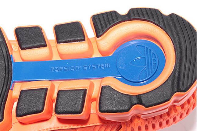 adidas Originals by David Beckham diMEGA Torsion Flex CC Orange Blue (7) e91f2dde7