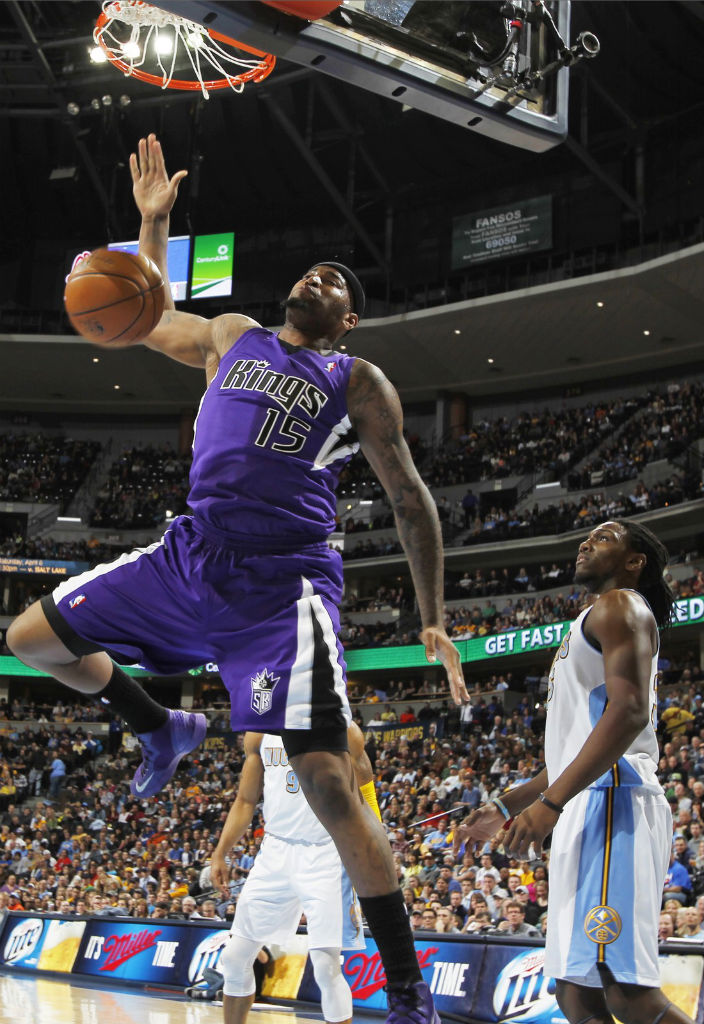 The Season // Top 10 Dunks - DeMarcus Cousins Posterizes Anthony Randolph