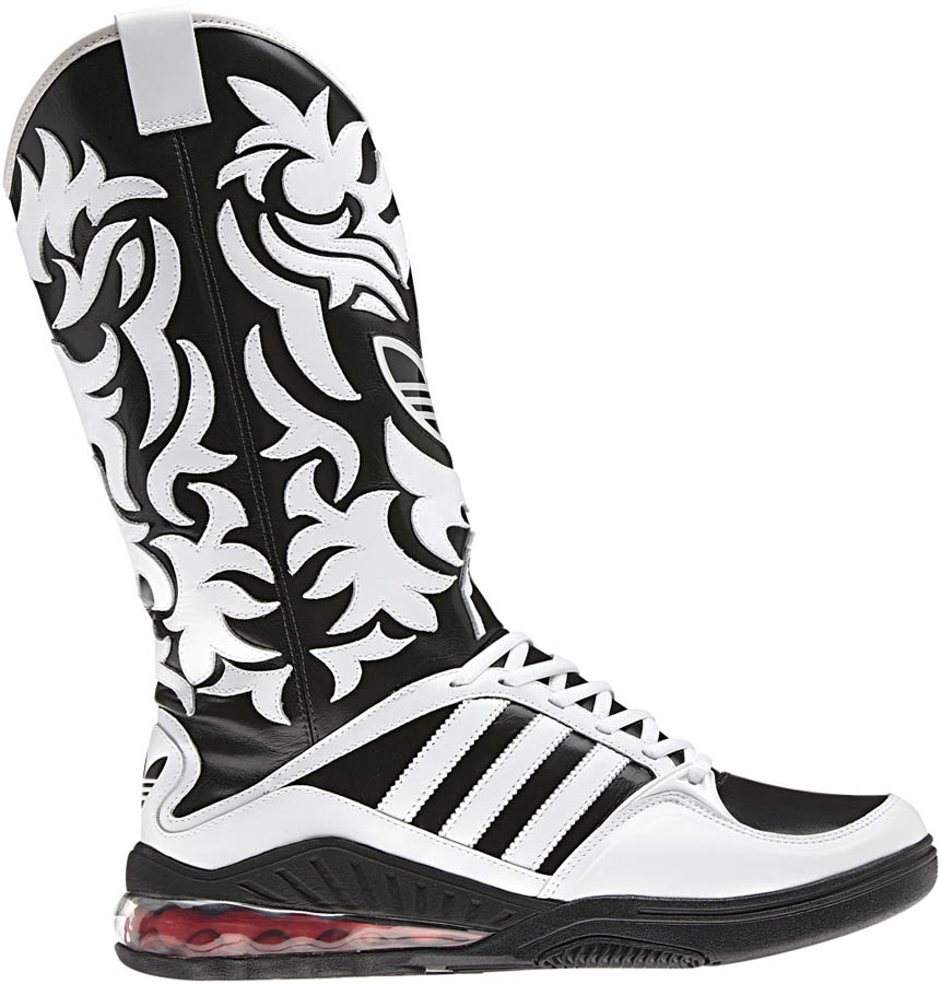 adidas Originals by Jeremy Scott - Spring/Summer 2012 - JS MEGA Softcell Boots V22820 (1)