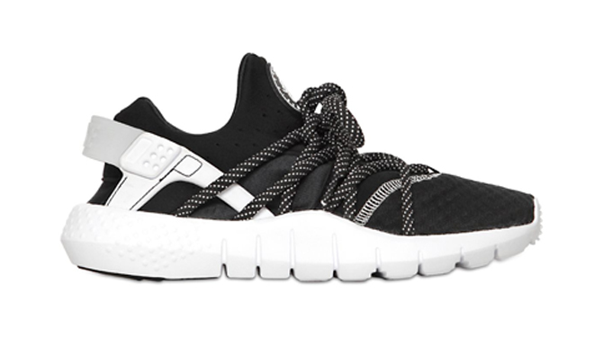 A less colorful release for the upcoming Nike Huarache NM remix that s  debuting soon. 97ac0171e