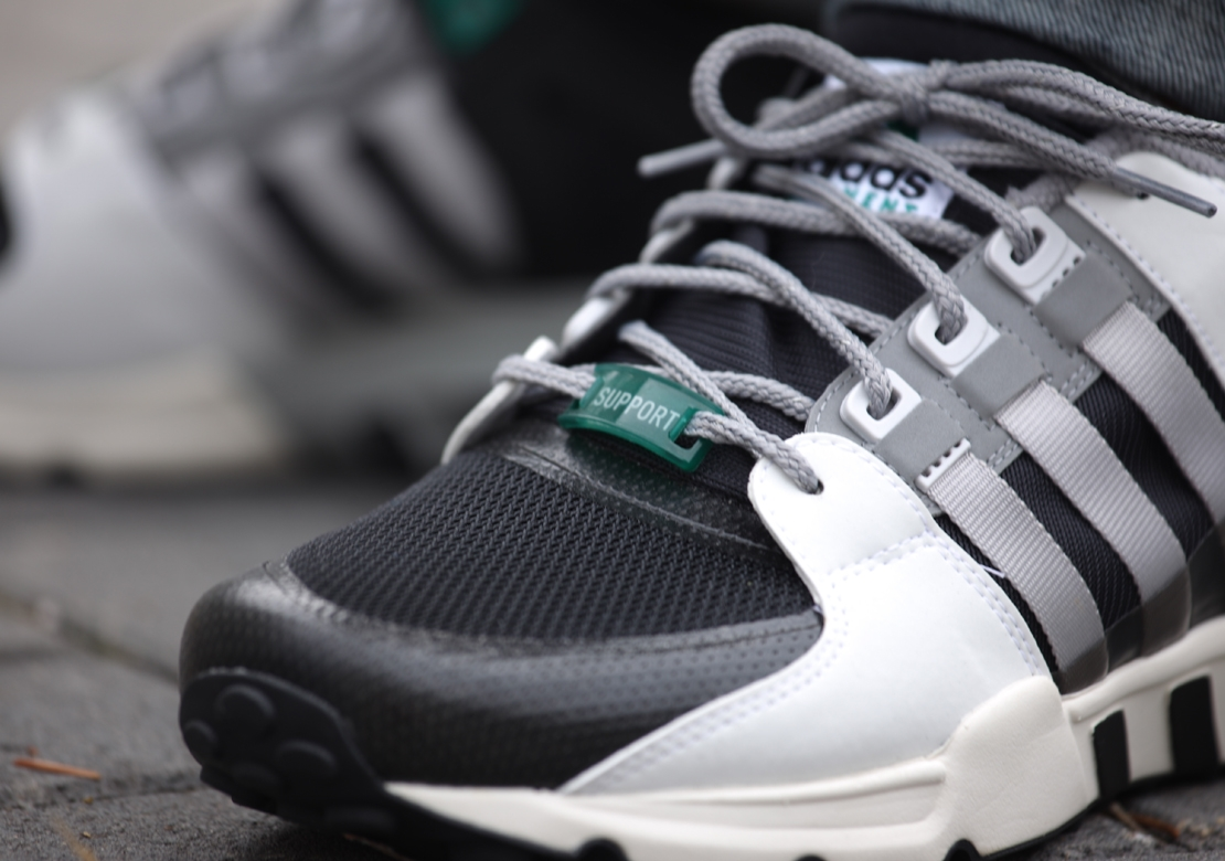Adidas EQT Guidance 93 Pusha T Black Market