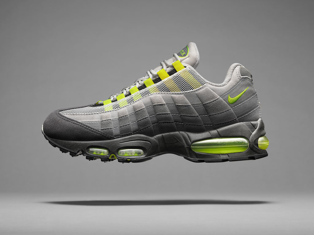 meet the designer who made the nike air max 95 sole collector. Black Bedroom Furniture Sets. Home Design Ideas