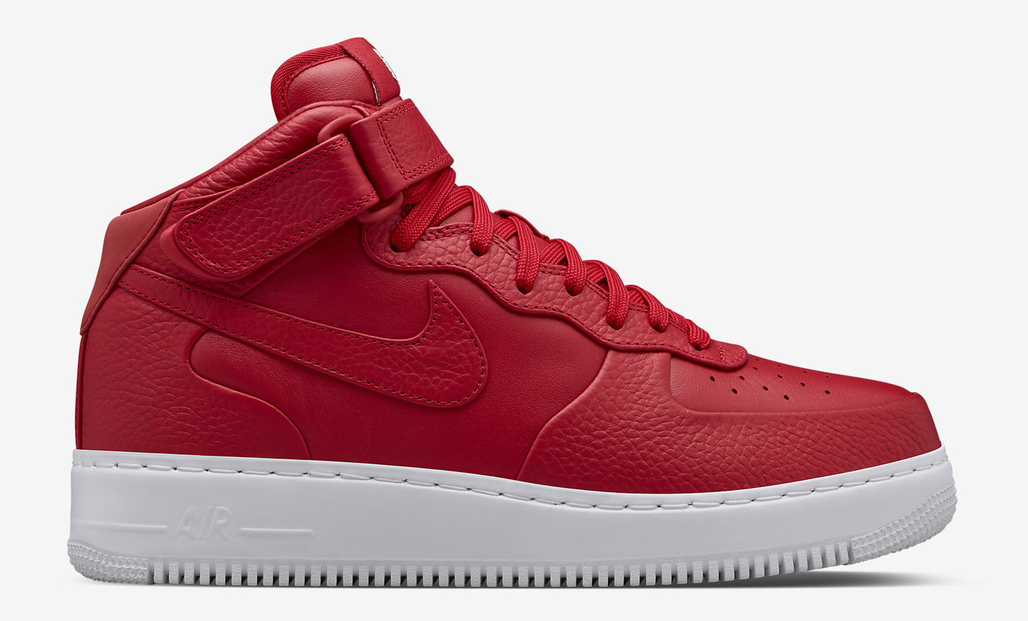 best cheap ade2e 1b4ee NikeLab s Air Force 1 Mid Pack Releases on Saturday