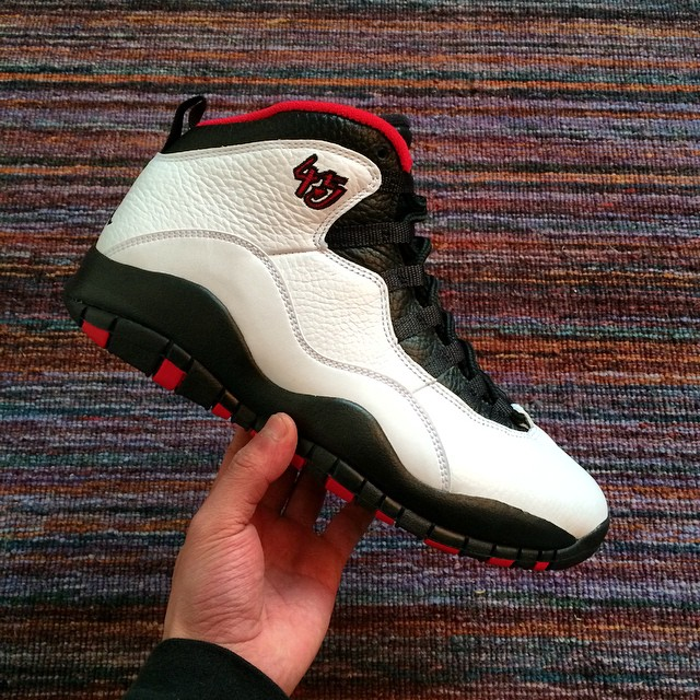 e99392975869 New Photos of the Remastered  Double Nickel  Air Jordan 10 Retro ...