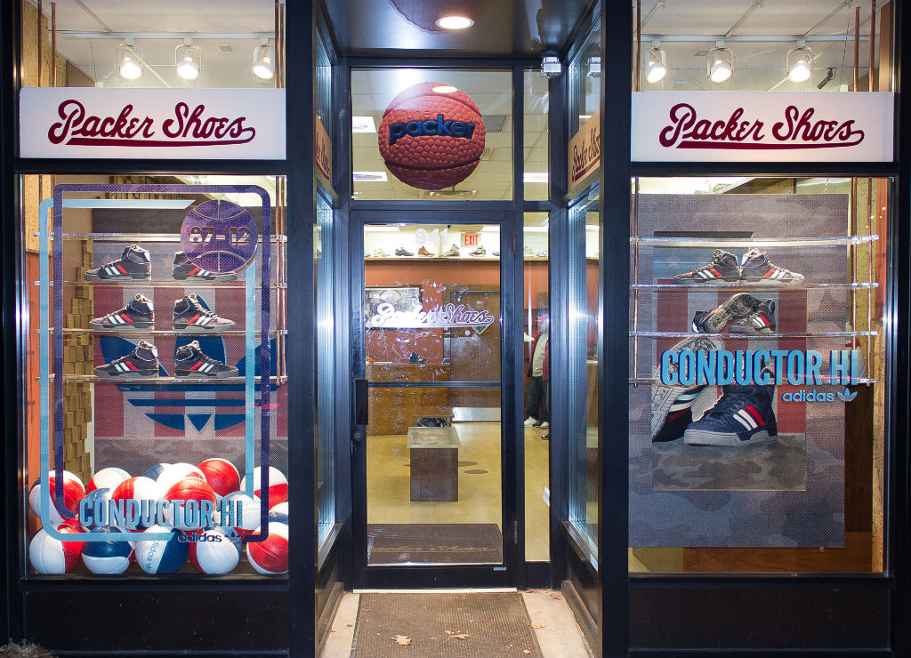 Footwear News Lists the 10 Best Sneaker Shops // Packer Shoes, Teaneck