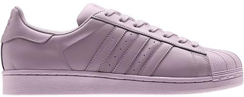 adidas Superstar Lavender/Lavender-Lavender