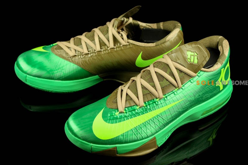 Nike KD VI - Bamboo - New Images   Sole