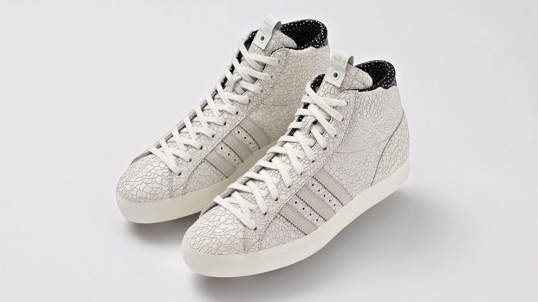 748621cddf4 adidas Originals Basket Profi Wmns - White Vapour