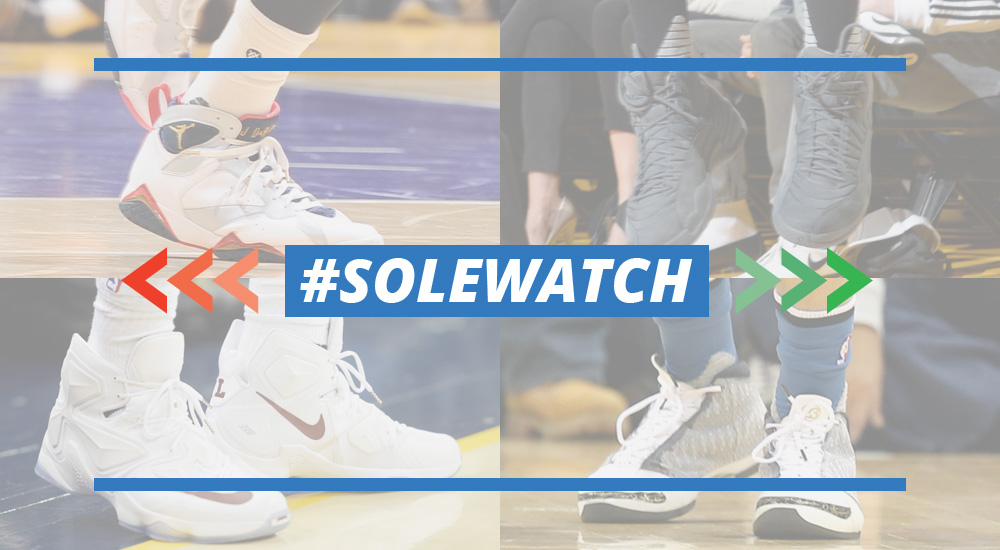 #SoleWatch: NBA Power Rankings for December 20