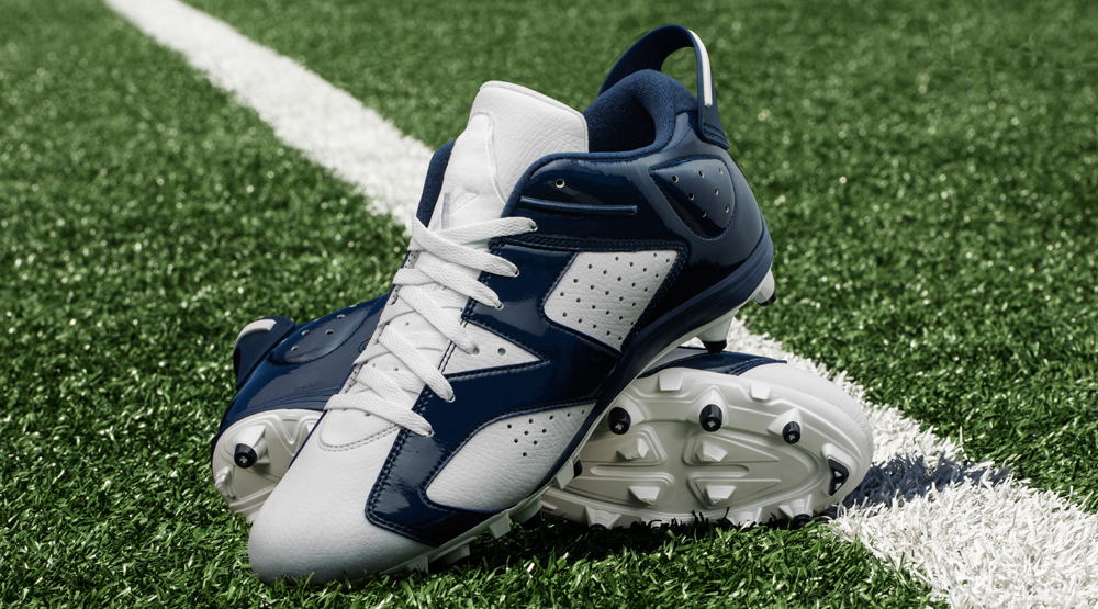 Air Jordan 7 PE Cleats NFL Football