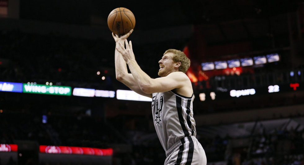 Matt Bonner's adidas Crazy 8 Shoes (1)