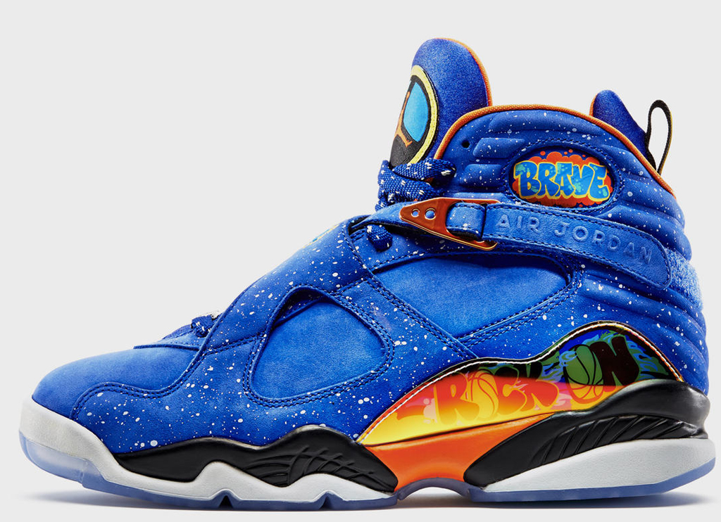 Air Jordan 8 Retro DB \\u0026#39;Doernbecher\\u0026#39;