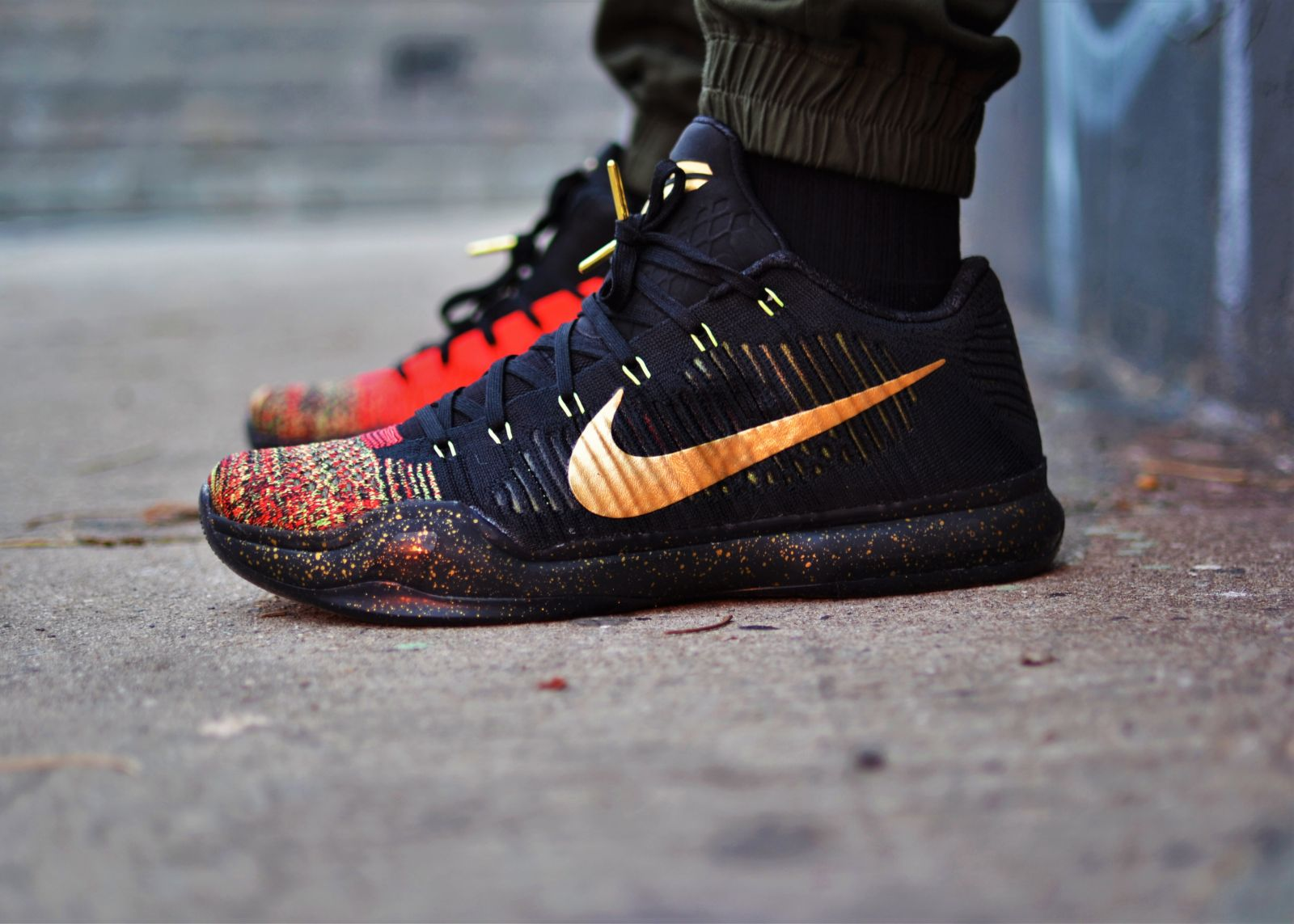 kobe 10 elite low christmas episodes trainers factory