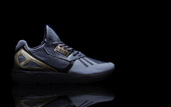 Adidas Tubular Grey Gold