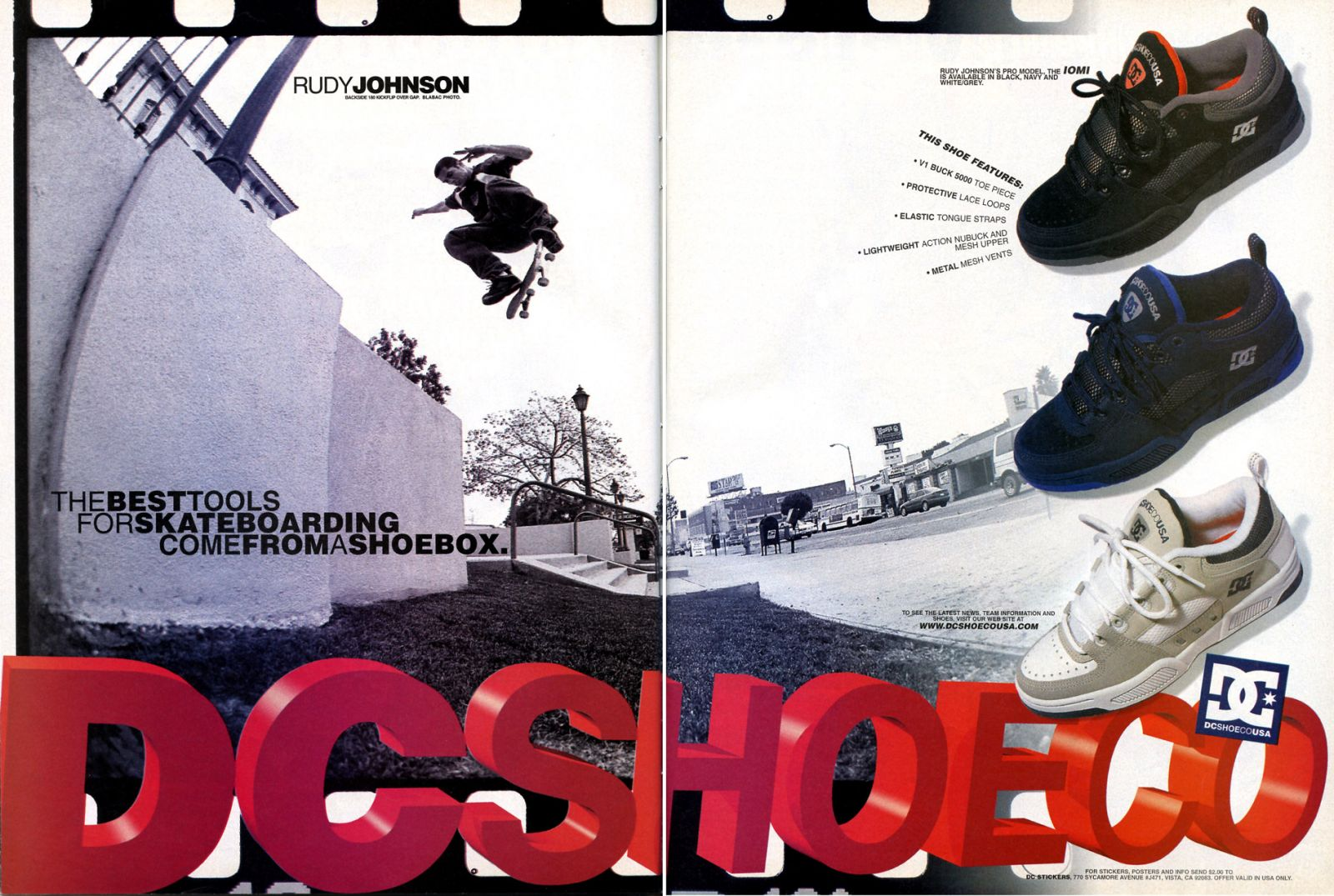 Vintage Ad Special Feature: Skate Shoes | Sole Collector