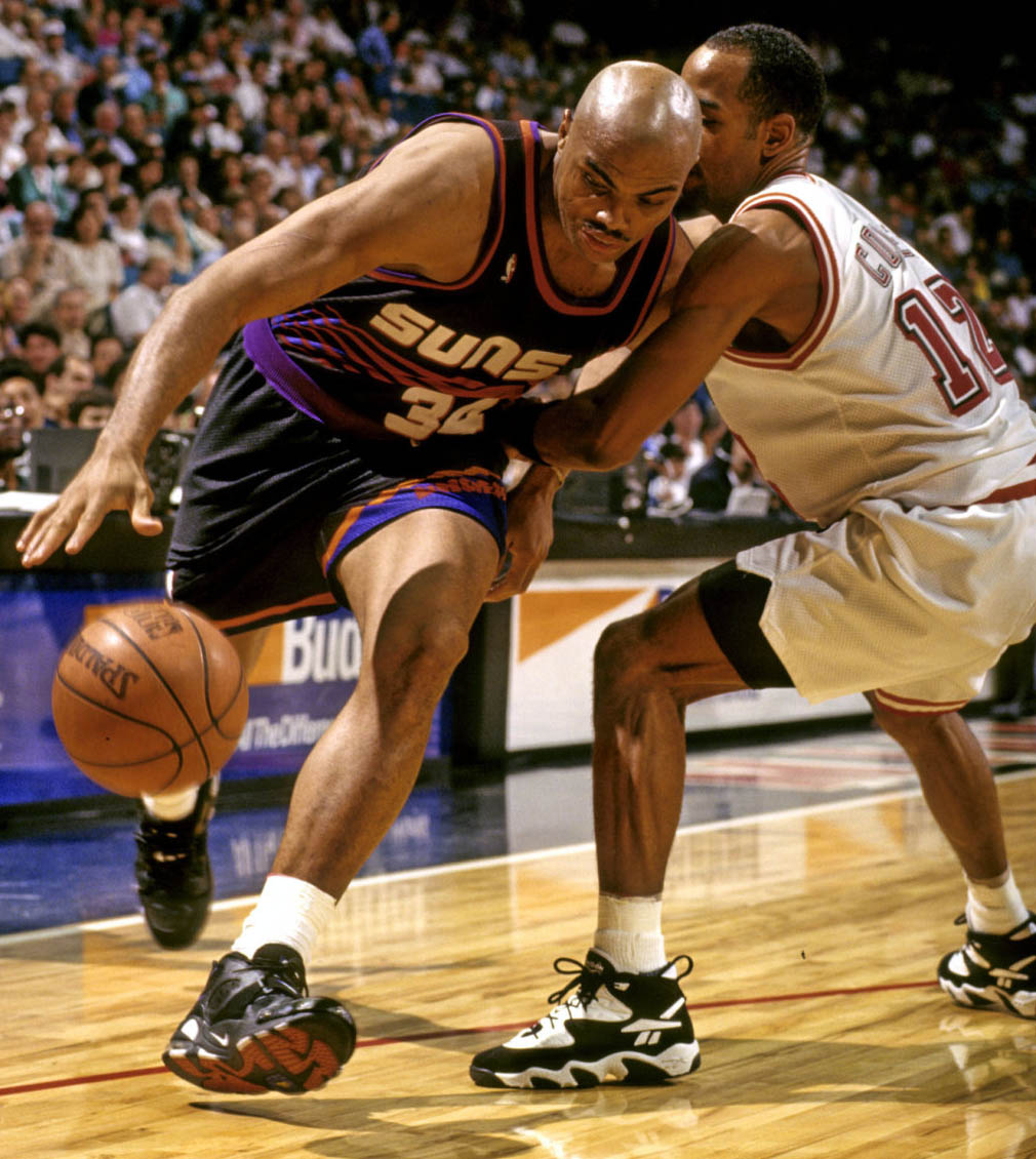 Flashback Best Shoes Worn With the Original Phoenix Suns