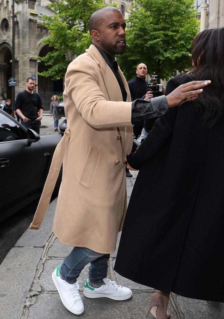 Kanye Adidas Gazelle